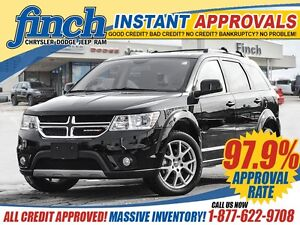 2016 Dodge Journey Limited|GET APPROVED TODAY!
