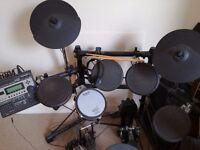Roland TD 12 drum set