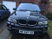 2006 BMW X5, leather, tv, dvd, PlayStation, Alloys very solid car