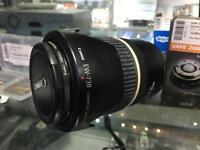 Canon EFS 17-85mm lens