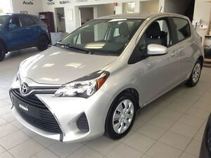 2015 Toyota Yaris LE AIR/CRUISE/GARANTIE