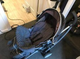 Graco umbrella fold pushchair