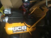 JCB Airmaster 50 Compressor