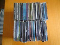 Box of 40 Music CD's
