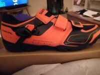 Shimano cycling shoes brand new