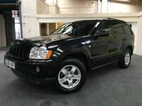JEEP GRAND CHEROKEE 3.0 CRD V6 4×4 AUTOMATIC 2006