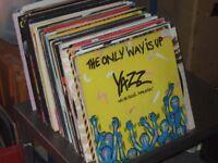 "130 x 12"" Trance / House / Euro / 90's/ Promo Vinyl Record Collection."