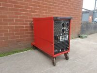 300A COMPACT WEST MIG WELDER, 3 PHASE, CLEANED AND SERVICE, COMES WITH STANDARD WARRANTY