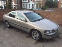 VOLVO S60 2.0 T MANUAL SERVICE HISTORY 12 MONTHS TAX GREAT RUNNER