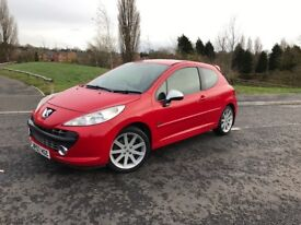 207 gti (175) immaculate condition low miles