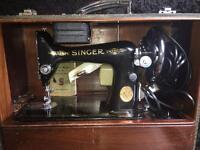 Singer sewing machine 1938