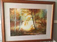 Rydal Woods - original painting