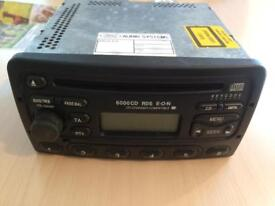 Ford 6000cd player