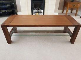Coffee Table (M&S - Dark Sonoma) £75