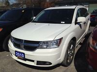 2010 Dodge Journey R/T | AWD | LEATHER | ROOF