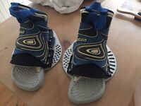 Liquid Force Super Suction wakeboard bindings XL