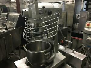 15 inch wide Hobart 20 quart mixer model A-200T like new only not $2195!