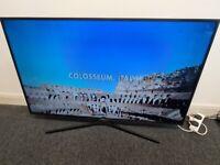 Samsung 55 Inch 4K Ultra HD Smart LED TV (Model UE55JU6400)!!!