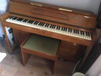 KEMBLE MINX PIANO PLUS STOOL