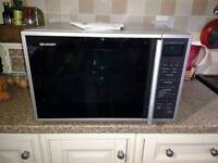 Sharp Microwave, grill and oven