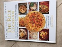 The Rice Cookbook (Creative Cooking Library) Hardcover By Roz Denny