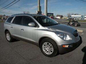 2012 Buick Enclave CX AWD 8 Passagers