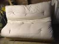 Lovely double futon / sofabed great condition