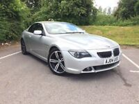 BMW 6 SERIES 4.4 645Ci AUTO 2dr - Good Service History - Long Mot No Advisories - Leather Interior