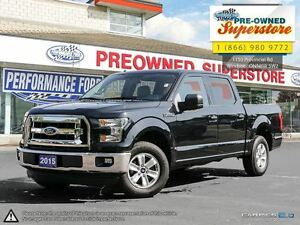 2015 Ford F-150 XLT***Low kms/One owner***