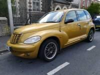 Inca Gold Chrysler Pt Cruiser