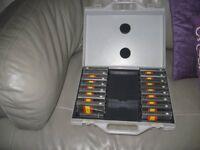 spanish cassettes learning in original box