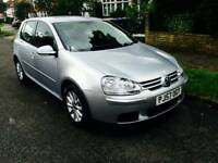 Vw golf Automatic 2007 diesel ( please call-07405221788)