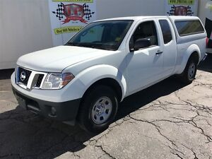 2014 Nissan Frontier S, Crew Cab, Automatic, Steering Wheel Cont