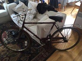BSA Granada push bike - spares/repair