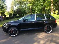 Porsche cayenne 4.5 v8 S LPG CONVERTED very good condition QUICK SALE