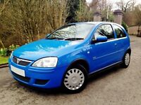 SHOULD BE £!700. QUALITY CORSA. TOP CONDITION. HIGHLY MAINTAINED. 5150 MILES P A. DRIVES AS NEW.