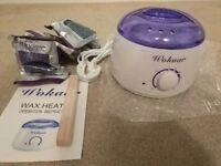 Brand new Wax Warmer Electric Wax Heater Hair Removal Waxing Kit