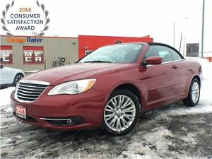 2013 Chrysler 200 TOURING**6.5 INCH TOUCHSCREEN**BLUETOOTH**REMO