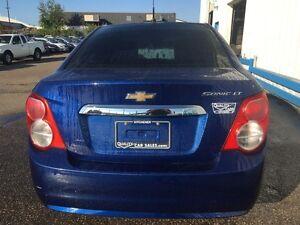 2012 Chevrolet Sonic LT *BLUETOOTH* Kitchener / Waterloo Kitchener Area image 4