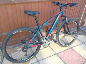 "Giant - Mountain bike - wheels 29"" - size M - hardtail"