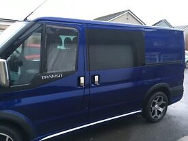 Ford Transit Sport 6 Seater 2.2 Diesel