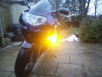 Motorbike Turn Signals X 5 Lights CBR R1 R6 ZXR Bandit Hornet DT RS VFR GSXR 600 750 1000