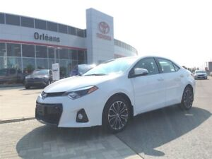 2016 Toyota Corolla S/ LEATHER, SUNROOF