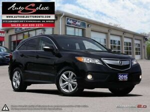 2015 Acura RDX AWD ONLY 89K! **BACK-UP CAMERA** CLEAN CARPROOF