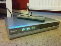 Humax 9200t freeview twin tuner recorder
