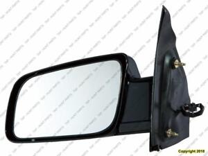 Door Mirror Power Driver Side Chevrolet Astro 1988-1998