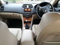 Honda, ACCORD, Saloon, 2005, Manual, 2358 (cc), 4 doors