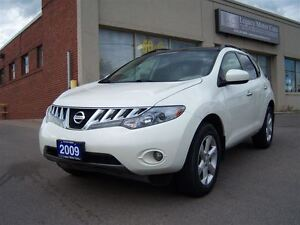 2009 Nissan Murano SL AWD Panno Roof