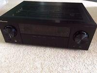 Pioneer VSX-924K Audio Video Receiver with RicherSounds warranty until 2019