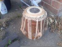 tabla, small purcussion drum